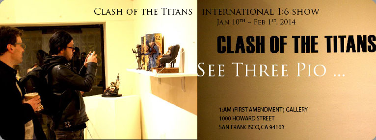 Clash of the Titans International 1:6 Show